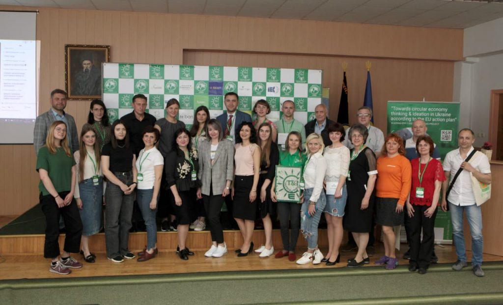Міжнародний PlasticChallengeHackathon у СНАУ зібрав борців за чисте довкілля